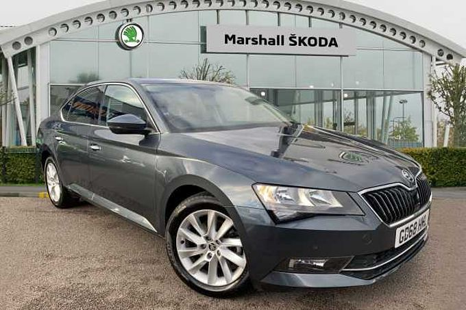 SKODA Superb 1.5 TSI (150ps) SE ACT Hatchback