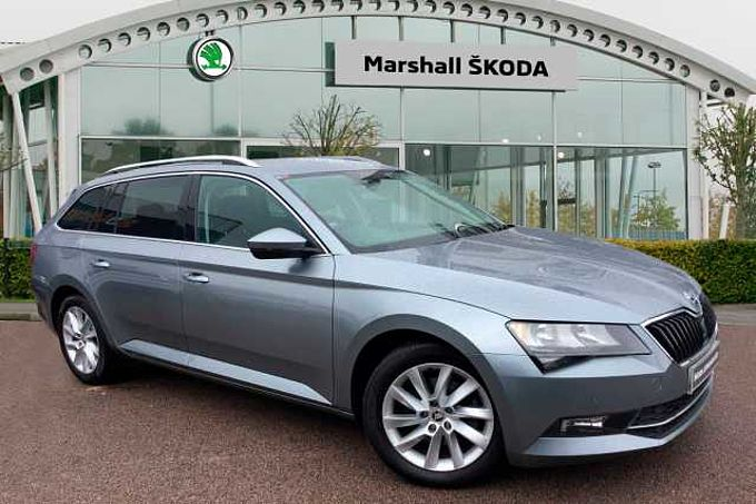 SKODA Superb 2.0 TDI SCR (150ps) SE Technology DSG Est