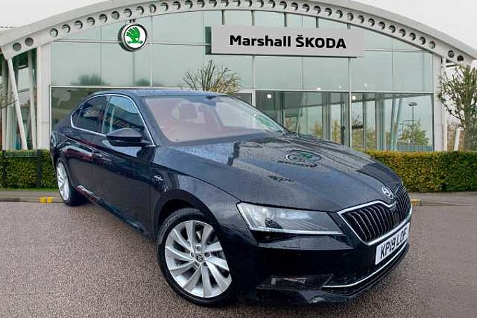 SKODA Superb 2.0TDI SCR (150PS) Laurin & Klement DSG HB