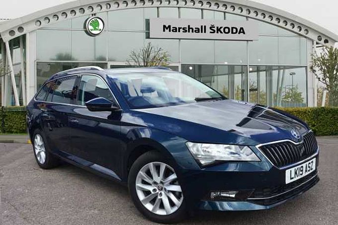 SKODA Superb 1.5 TSI (150ps) SE ACT 5-Dr Estate